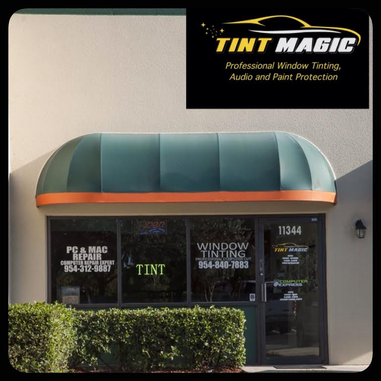 Nissan Coral Springs >> Tint Magic Window Tinting - Window Tinting, Paint ...